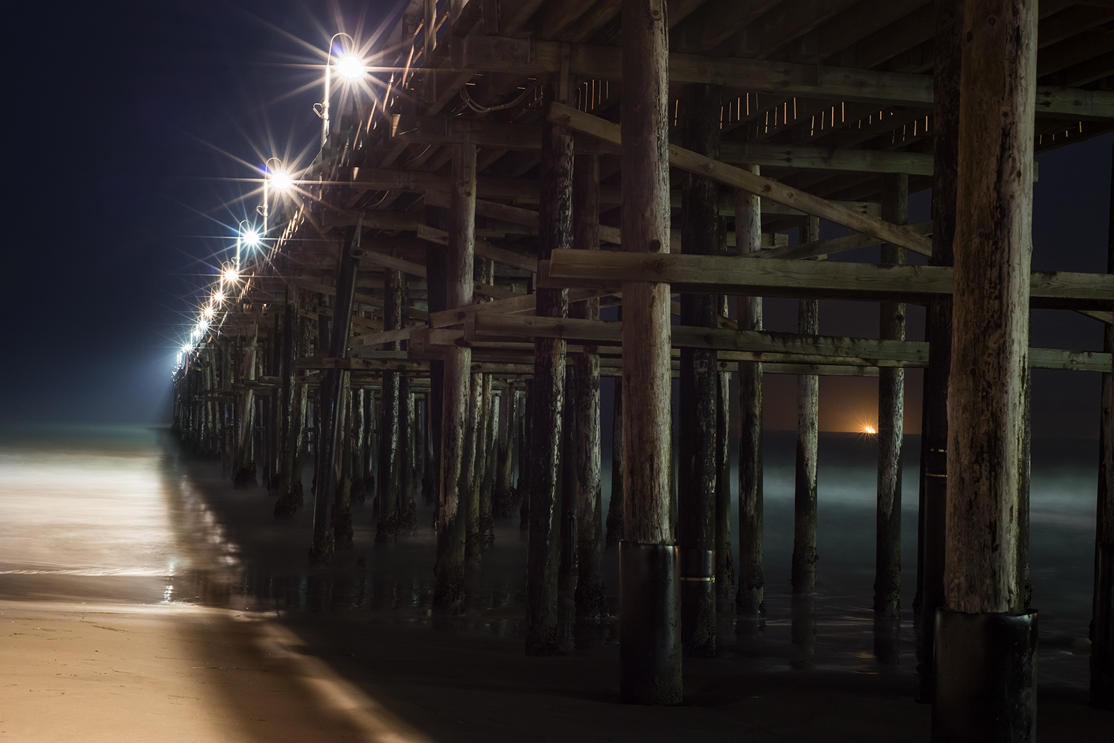 Pier Lights WEB